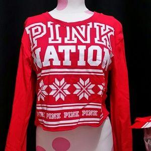 ❤vs Pink Sweater, xs